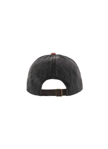 Laslusa Jewel Shine Beyzbol Cap Şapka Siyah